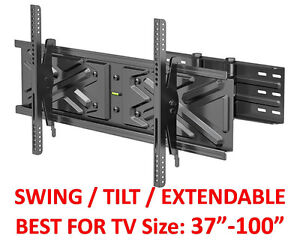 Brand New Swivel/Tilted/Extended 37 to 85 inch TV Wall Mount