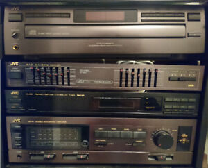 JVC Home Stereo & PSB Speakers
