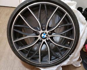 BMW 20 inch M series rim for Sale