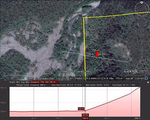 Placer Gold Claim on Spruce &  Pine Creek Near Atlin Prince George British Columbia image 2