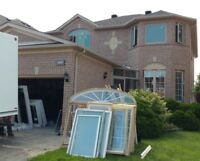 HUGE SALE WINDOWS & DOORS REPLACEMENT 647-818-1461