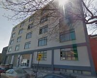 Commercial lofts, Renovated & Heated (Petite Italie)