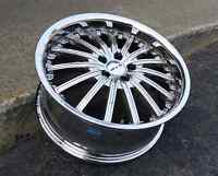 "Mags RTX 17"" Chrome 5x100 NEUF"