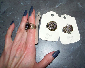 Handmade One of a Kind Steampunk Jewelry for Sale!