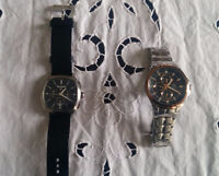 Mens watch collection 5 Watches, Good working Condition