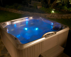 Bulk Water delivery- Hot tubs