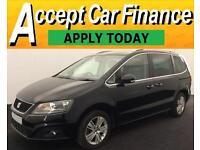 Seat Alhambra 2.0TDI ( 140ps ) DPF CR Ecomotive 2013MY SE