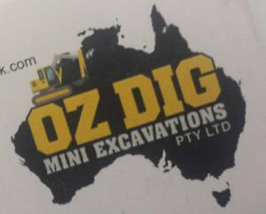 Excavator hire / excavations