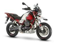 Moto Guzzi V85 TT Premium 2020 Red & White - BIG SAVING