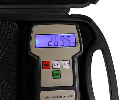 Digital Refrigerant Electronic Charging Scale Meters 220 Lbs For Hvac Durbale