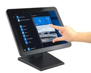 """Brand New POS 15"""" Capacitive LED Backlit Multi-Touch Monitor"""
