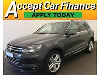 Volkswagen Touareg FROM £103 PER WEEK!
