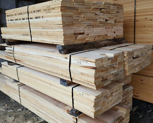Assorted Hardwood Bundle Sale - CHISHOLM LUMBER