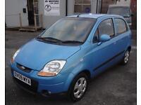 2009 (09) Chevrolet Matiz 1.0 SE+ Blue