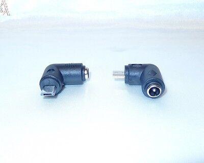 Netzteilsteckeradapter Buchse 5.5*2.5(2.1)mm micro USB DC Stecker Handy Tablet 2,5 Mm Handys