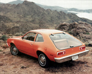 wanted project ford pinto/mustang II