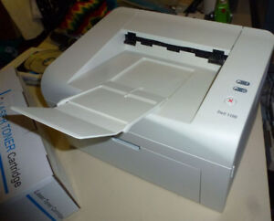 Dell 1100 Laser Jet Printer (with extra toner)