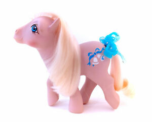 G1 My Little Pony Satin n Lace Mail Order Away Exclusive Posey