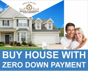 Buy your  House RENT TO OWN , ZERO  OR 5% DOWN PAYMENT