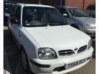 Cheap Automatic* Nissan Micra 1.3L Petrol Automatic 5 Doors CVT GX New MOT