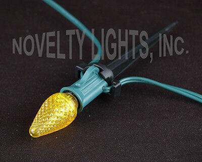 Novelty Lights Universal Stake Christmas Light Clip For C7/C9 Strings- 25 Pack