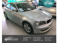 2008 BMW 118d 2.0TD SE-2 Keys-6 Speed-8 Service Stamps-1 FKeeper-Cambelt done
