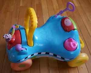 Playschool ride on