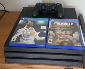 PS4 Pro 1To