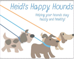 Heidi's Happy Hounds - Dog Walking