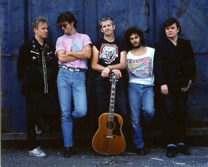 Feb 10: Blue Rodeo FLOOR Tickets at Barrie Molson Centre