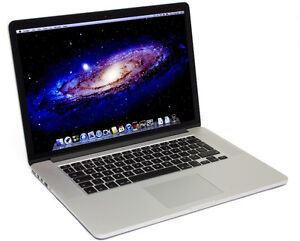 Macbook Pro  15'' i7/8g/512g ssd  1299$