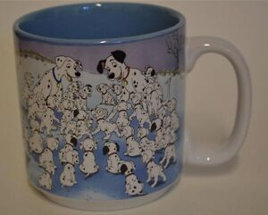 101 Dalmations Coffee Cup with box