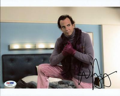 Will Arnett Blades Of Glory Signed Authentic 8X10 Photo Psa Dna  X44492