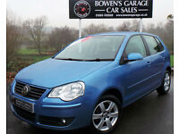 2008 VOLKSWAGEN POLO 1.4TDi MATCH 5DR - LOW MILES - FULL S/HISTORY - £30 TAX