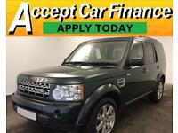 Land Rover Discovery 4 FROM £93 PER WEEK!