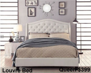 MIKES GOT GORGEOUS PLATFORM BEDS QUEEN SIZE BEST DEAL $399!