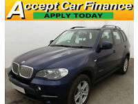 BMW X5 FROM £124 PER WEEK!