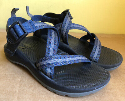 Chaco Kids Z1 Sandals Blue Hiking Outdoor Sz 4 Free Fast Ship