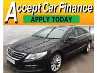 Volkswagen Passat CC 2.0TDI ( 170ps ) BlueMotion Tech 2012 GT FROM £46 PER WEEK