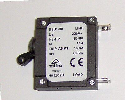 Generator Circuit Breaker 13.8 Trip Amps Baishibao Bsb1