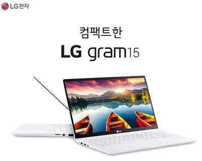 "LG Gram Laptop 15Z990-HA76K 15.6"" i7-8565U 16GB/512GB FHD Windows 10 Notebook"