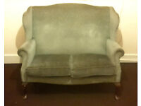Vintage / Retro two-seater sofa
