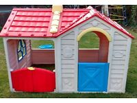 Large Children's Play House