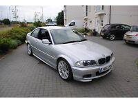 2001 BMW E46 330ci Auto LPG