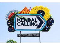 KENDAL CALLING FESTIVAL 29th-31st JULY
