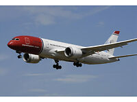 Gatwick to Orlando Return Norwegian Air Dreamliner Aug 26th - Sept 9th One Ticket