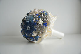 Unique Brooch Bouquet