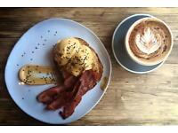 Full-time Brunch Chef for Top London Cafe in SW17