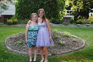 Prom and graduation dresses for sale London Ontario image 4