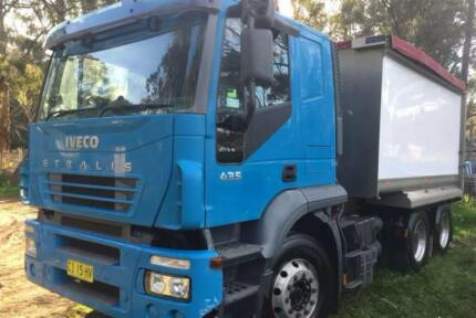 TRUCK FOR SALE - 2007 Iveco Stralis